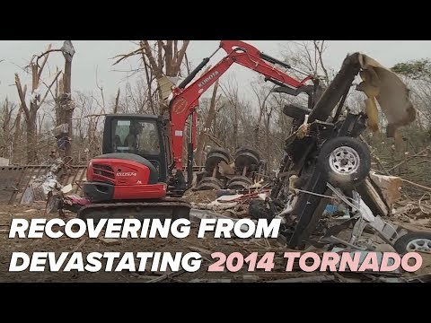 How Vilonia & Mayflower recovered after devastating 2014 tornado