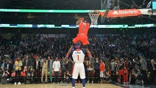 Repeat youtube video Top 10 NBA Plays: 2014 All-Star Saturday Night