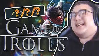 Scarra- GAME OF TROLLS?