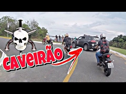 S1000 RR TIROU DE GIRO E NÃO VIU A POLÍCIA   QUASE DEU RUIM ft RENATO GARCIA