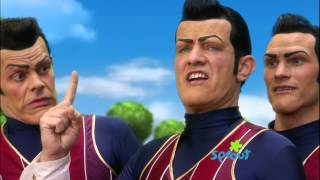 LazyTown S04E12 Robbie's Dream Team 1080i HDTV