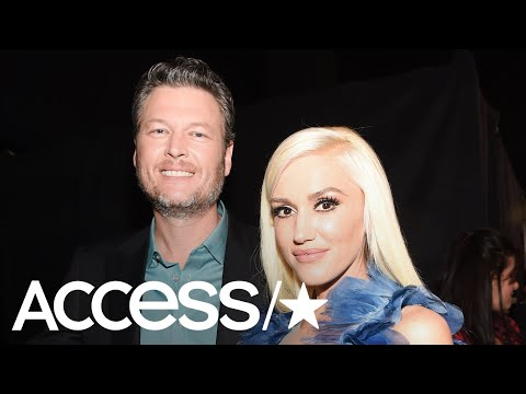 Blake Shelton Says He Thought His & Gwen Stefani's Relationship Was A Rebound At First | Access