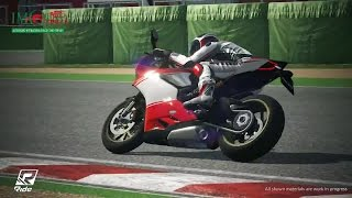"RIDE - ""Ducati 1199 Panigale Superleggera"" Imola Gameplay Trailer (2015) 