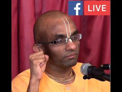 Live From #FB Bandstand Q&A On Reincarnation With Chaitanya Charan Das