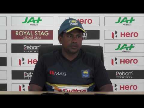 Day 2 Post Match Press Conference - Sri Lanka vs Zimbabwe Only Test