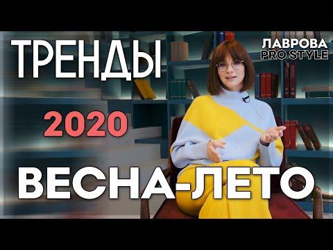 Тренды весна/лето 2020 I Лаврова ProStyle