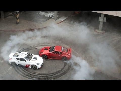 Descargar Video [HOONIGAN] Black Friday - Chris Forsberg Drifts Mall