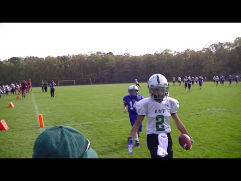 The Most Amazing Football Catch by a 10yr/old!