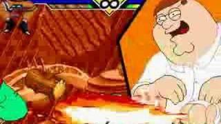 NJI Random Mugen: Japanese Animation Vs. American Animation