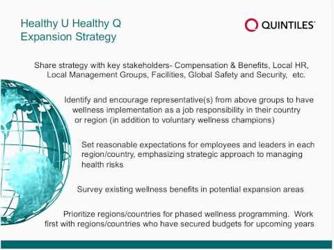 Encourage Local HR Personnel to Drive Global Wellness