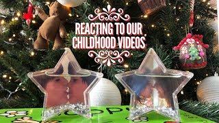Για Τα Γενέθλιά Μας... Βλέπουμε Τα Παιδικά Μας Βίντεο!