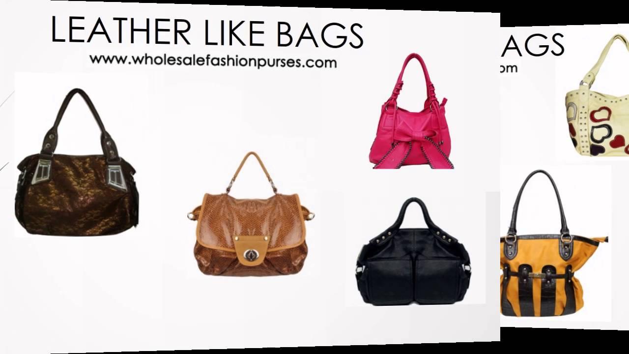 Whole Fashion Handbags And Purses