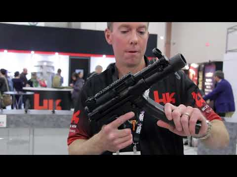 HK - Heckler and Koch Shotshow 2018
