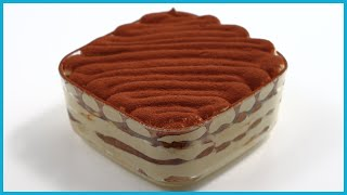 TIRAMISU ORIGINAL RECIPE WITH MASCARPONE - Italian cakes