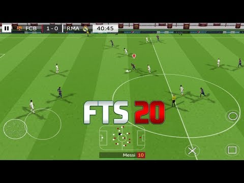 FTS 2020 Android Offline 300MB First Touch Score 2020 Best Graphics New Update