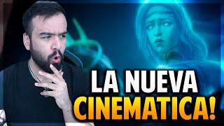 🌟EL FINAL DE LOS CENTINELAS? ¡NUEVA CINEMATICA!🔥   League of Legends