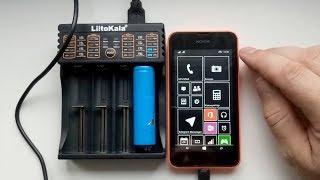 Зарядний пристрій Liitokala Lii 402 з Алиэкспресс, огляд і відгук, чи варто брати?