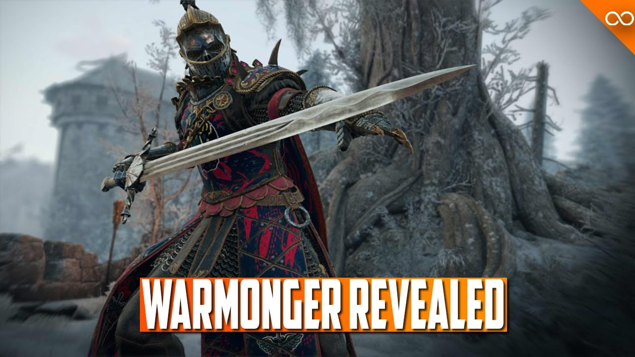 For Honor Warmonger - Genderlock - Feats - Price and how to Buy
