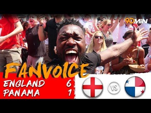 England 6-1 Panama | Mayhem on Bud Boat as Kane hat trick, Stones and Lingard score for England!