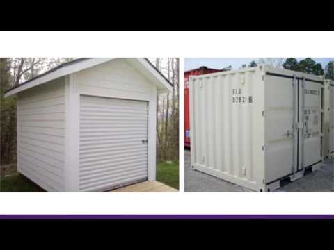 Mobil Container Solutions : Used Storage Container For Sale in Ventura