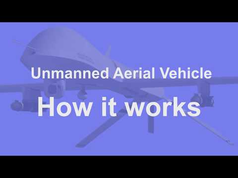 Drone or  Unmanned Aerial Vehicle (UAV)