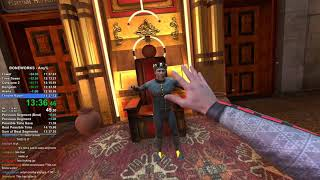 NEW WORLD RECORD Boneworks VR Speedrun in 14:29