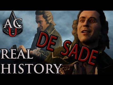 "Assassin's Creed: The Real History - ""Marquis de Sade"""