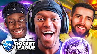 HEATSEEKER IS PURE CHAOS! (Sidemen Gaming)