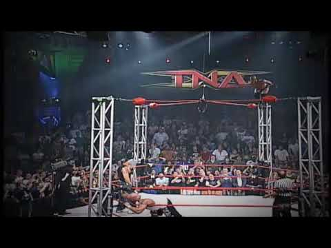 TNA Wrestling - Ultimate X Comes To The UK!