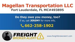 Magellan Transportation LLC