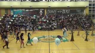 RAPUNZEL - Senior Skit - EVHS Battle of the Classes 2013