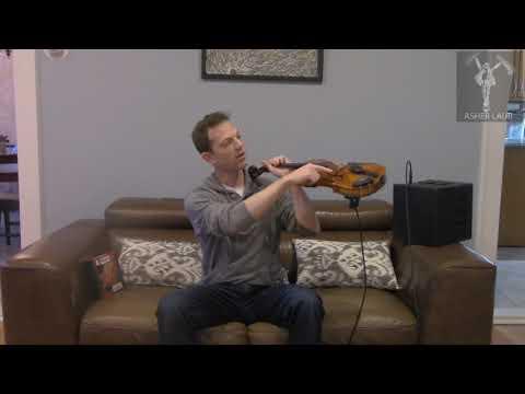 The Realist Violin Pickup Review - www.liviolinshop.com