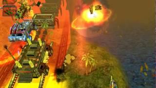 Air Strike 3D II - Gulf Thunder - Mission 10