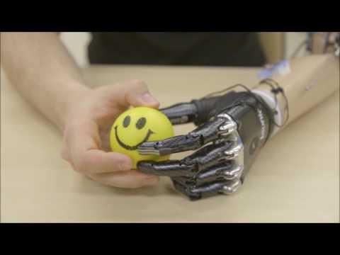 Beyond Bionic with BLINC – Keri McNiel - University of Alberta