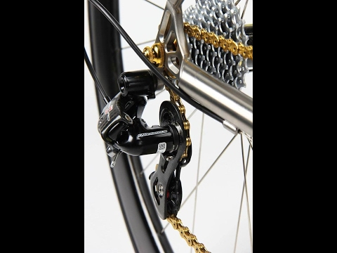How to clean a bike chain (hard way) & how to avoid cleaning a bike chain (easy way)