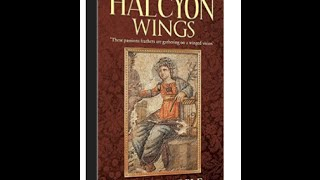 """Nithin Purple introduces his book """"Halcyon Wings"""""""