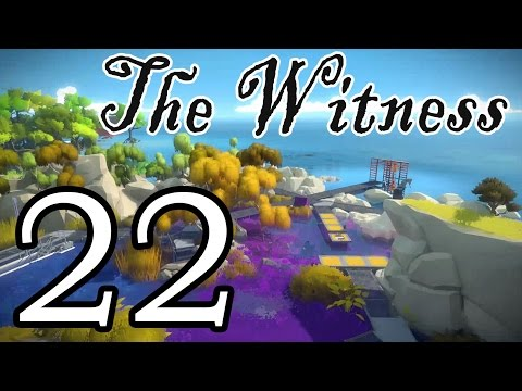 [22] The Witness - The Swamp Is Still Hard - Let's Play Gameplay Walkthrough (PS4)