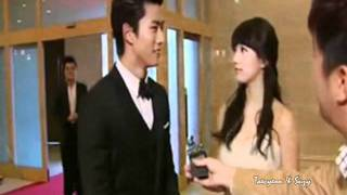TAECYEON AND SUZY - MAYBE (on and off screen)