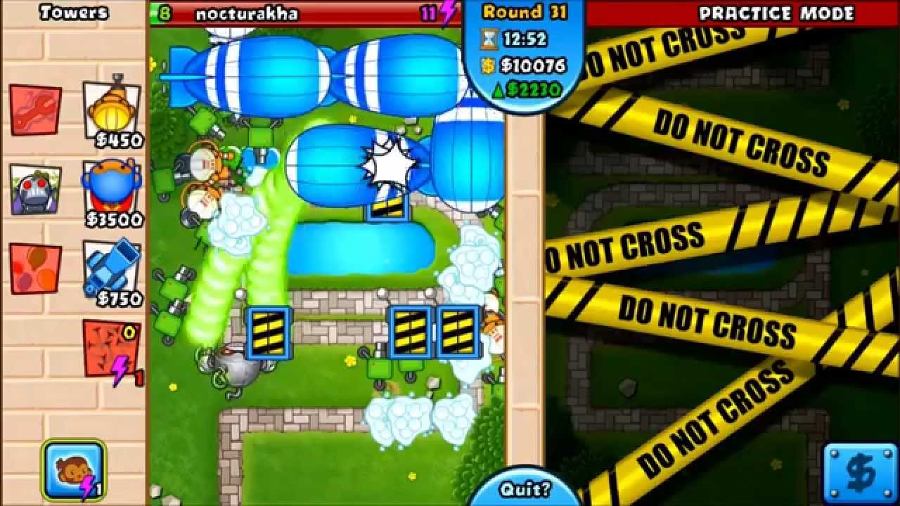 Bloons td battles defense mode strategy Download Final
