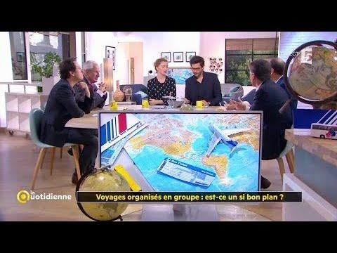 Voyages organisés en groupe : est-ce un si bon plan ?