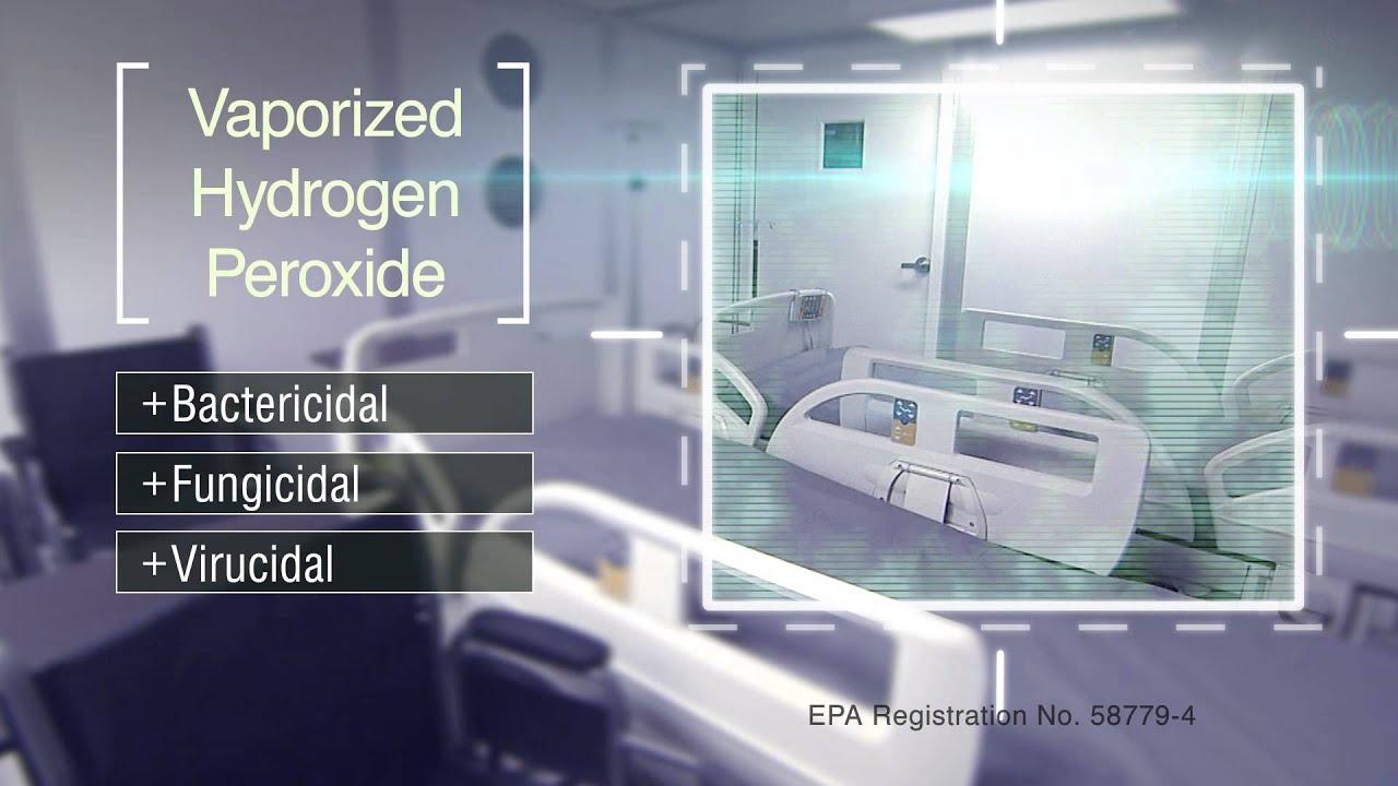 Cleveland Video Production - STERIS VaproQuip™ Decontamination Room  Marketing Video