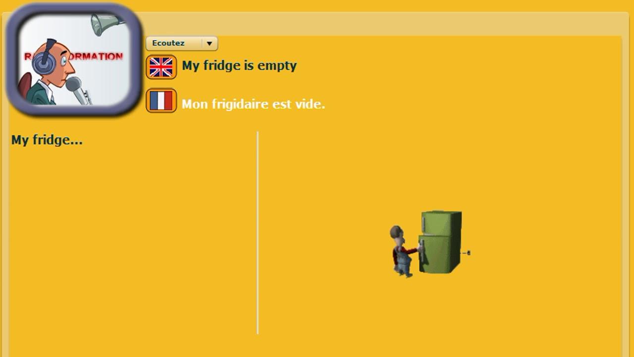 Dialogue thématique pour l'apprentissage de l'anglais : le quotidien