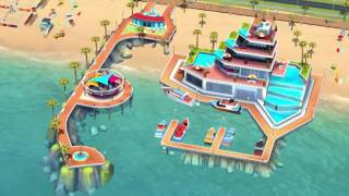 SimCity BuildIt | Beach Update Trailer