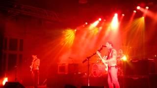Biffy Clyro - Spanish Radio [live] in Berlin im Huxleys Neue Welt am 25.02.2013