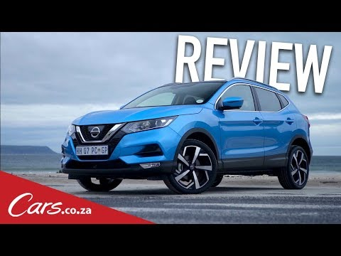 2018 Nissan Qashqai Review | Facelift For The Win