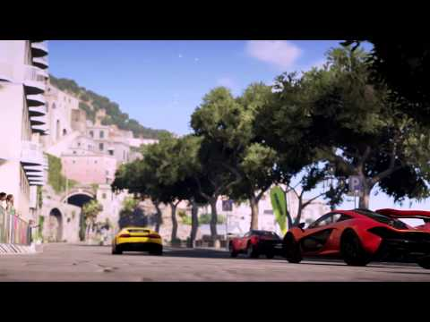 Forza Horizon 2 Intro and First Drive -...