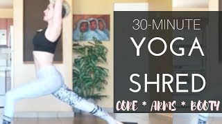 96b33f5d0d Yoga Shred (Yoga + HIIT) Flow for A Beautiful Booty