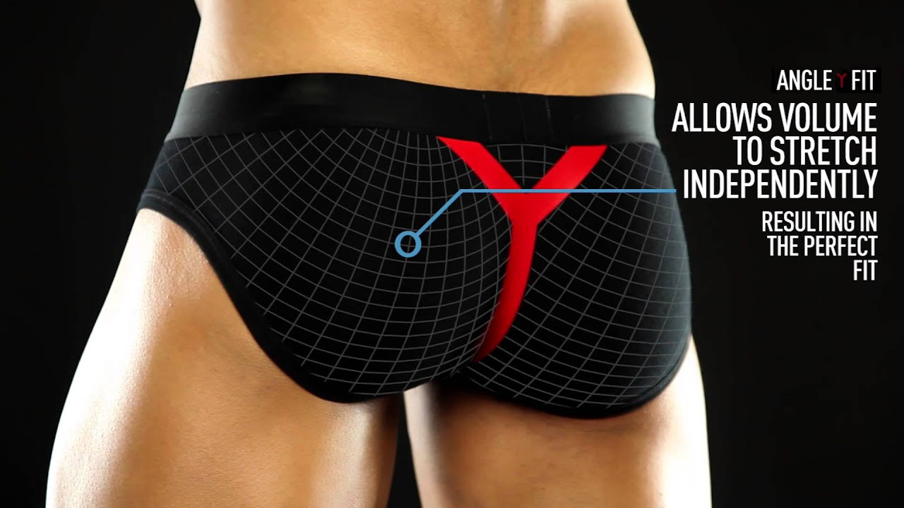 G. Joe II Brief // Black + Red (L) video thumbnail