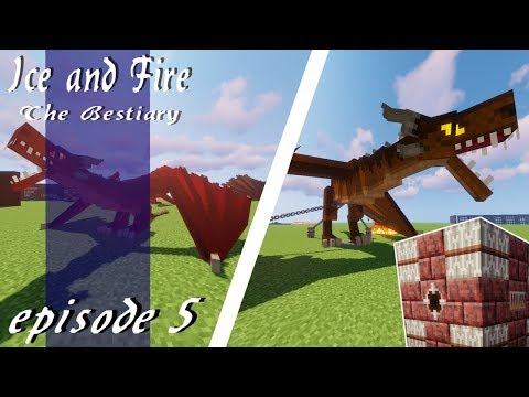 Ice And Fire - The Bestiary 1.8.0 | Fire Dragons