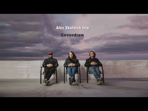 "Alex Skolnick trio - video from album ""CONUNDRUM"""